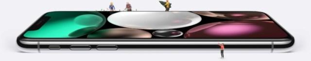 iPhone X - Navidad Apple
