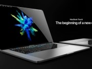 Concepto MacBook Touch