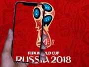 Fondo de pantalla del iPhone World Cup portada