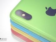 Nuevo concepto del iPhone Xc