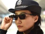 policía china usa gafas inteligentes
