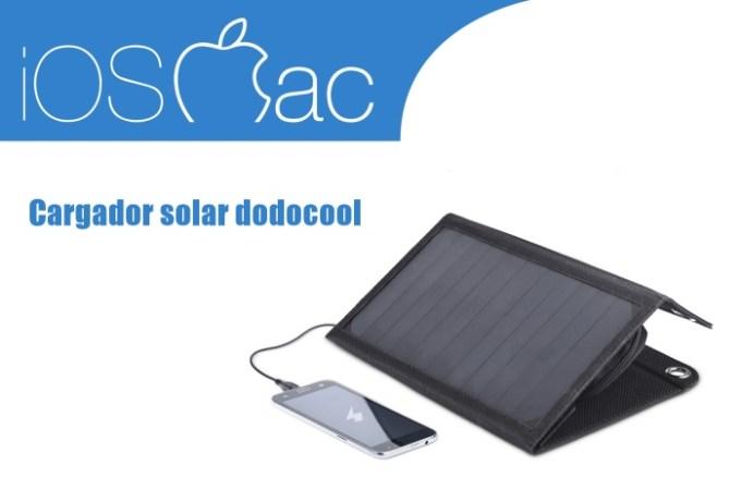 Cargador solar dodocool 0