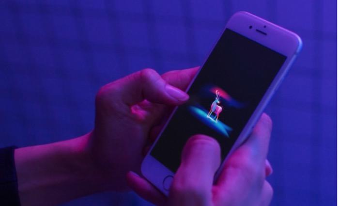 Colores Brillantes como Fondos de pantalla para iPhone
