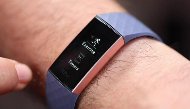 Fitbit Charge 3 detalle