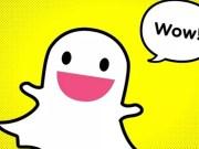 Snapchat - wow