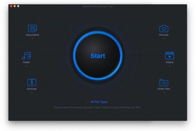 iBeesoft Mac Data Recovery