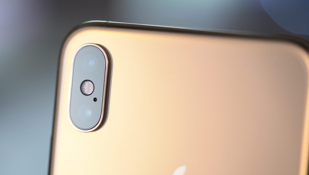 La cámara del iPhone XS