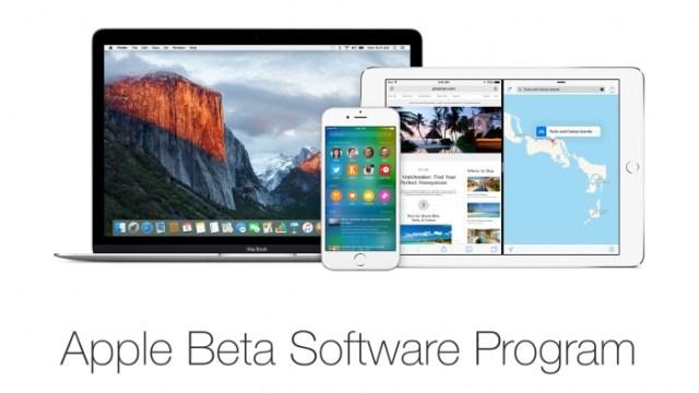 Beta tester de Apple