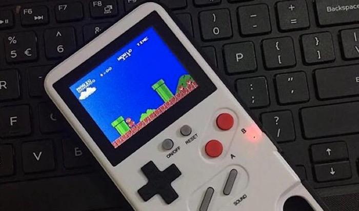 Convierte tu iPhone en una Game Boy con muchos juegos