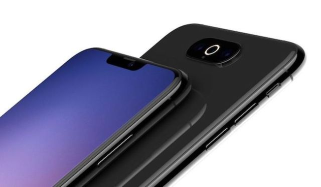 iPhone XI posible diseño