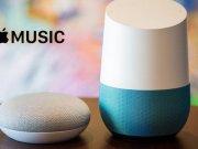 Apple Music en Google Home