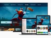 Apple invierte en Apple Arcade