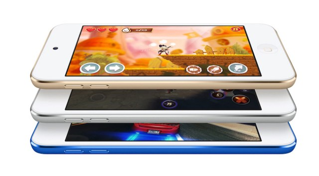 Juegos en el iPod touch