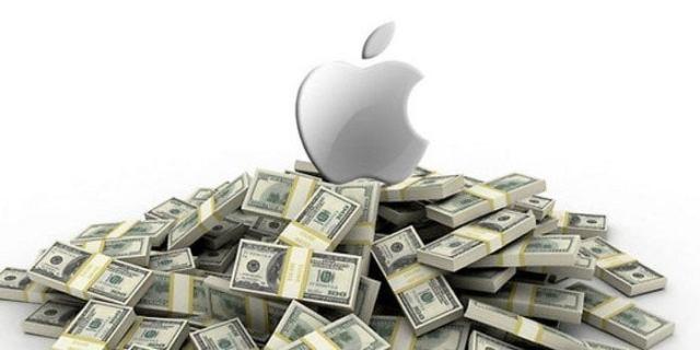 Apple dinero ganado