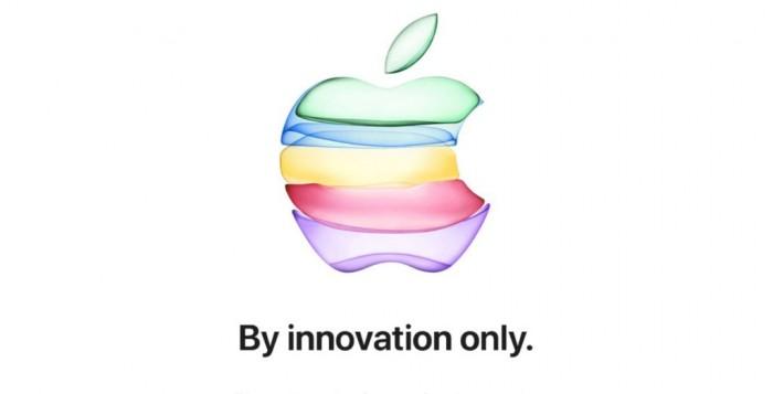 evento del iPhone 11
