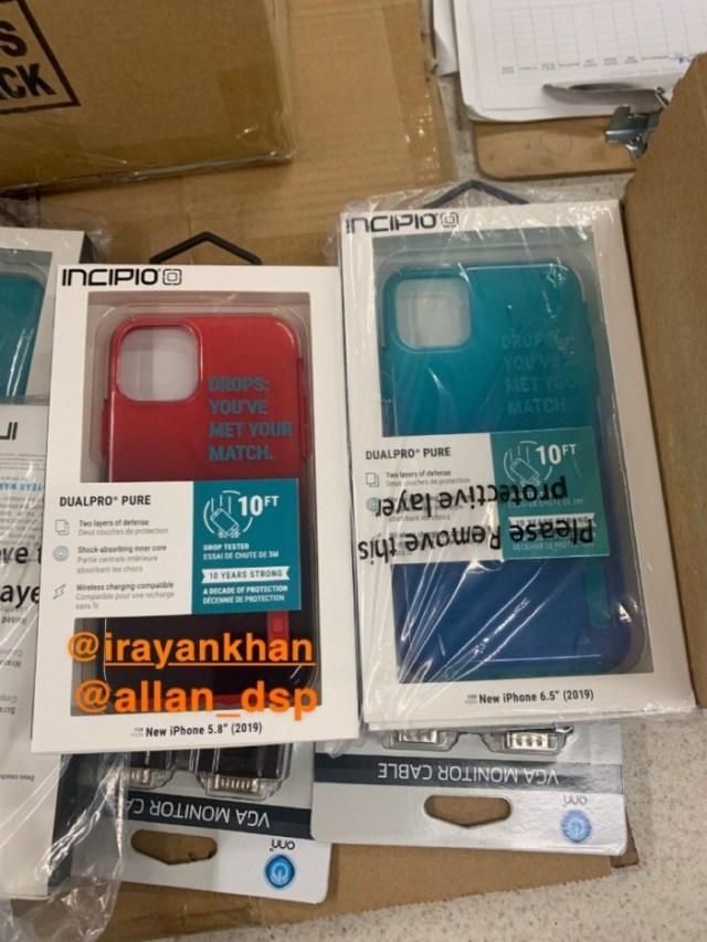 Walmart almacena las fundas de iPhone 11