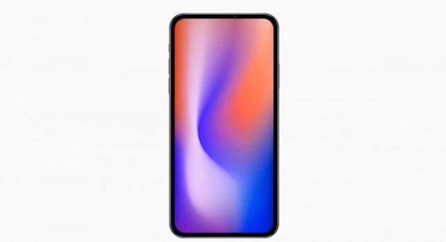 Concepto del iPhone de 2020