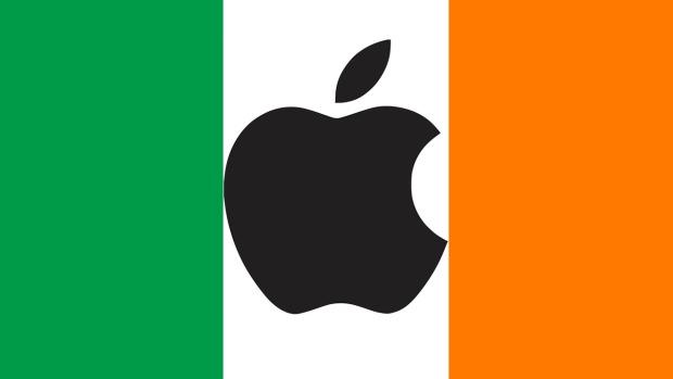 Apple se beneficia de los bajos impuestos existentes en Irlanda