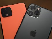 iPhone 11 Pro-Google Pixel 4
