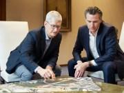 Apple aporta $ 2.5 mil millones