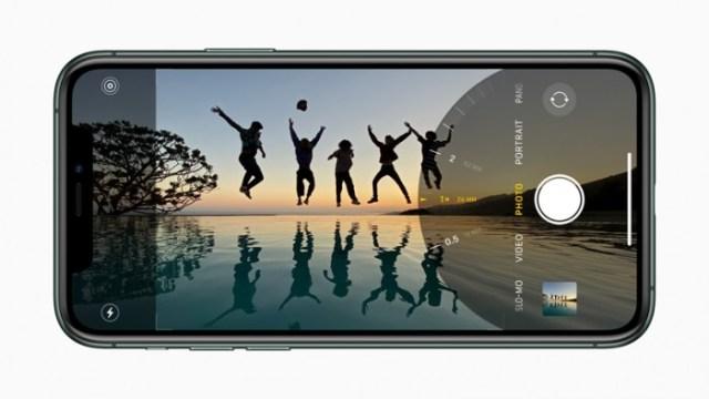 iPhone 11 Pro ultra gran angular