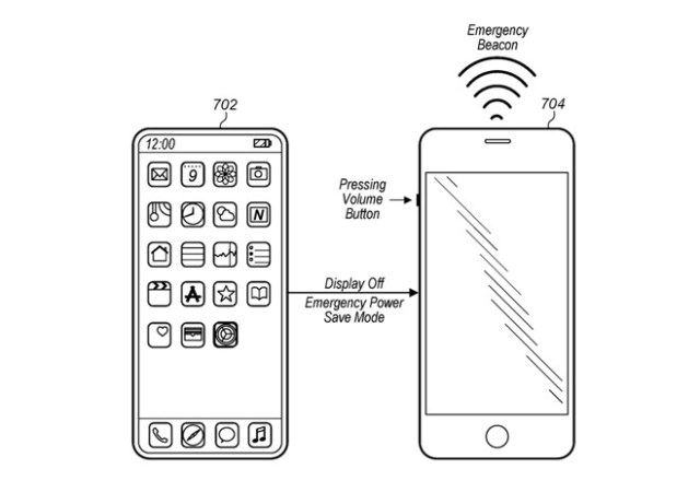 Concepto de como debe pagarse la pantalla del iPhone 12