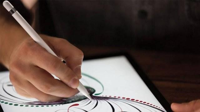 Apple Pencil sensor biométrico