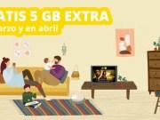 AHÍ+ 5GB adicionales