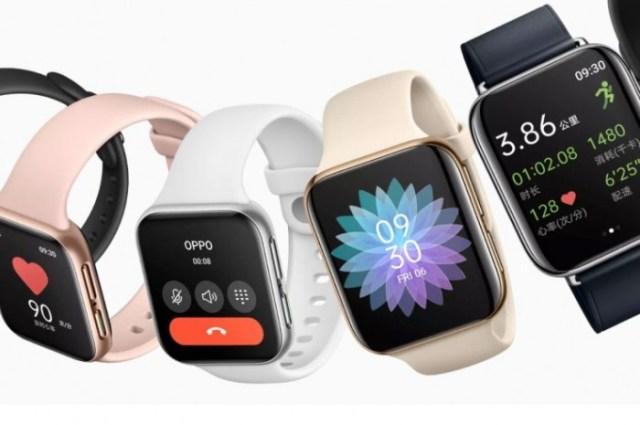 smartwatch de oppo 2