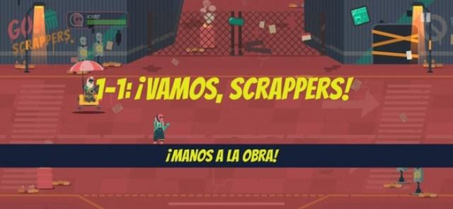 inicio de Scrappers