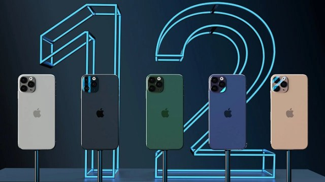 Rumores iPhone 12