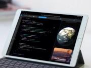 Xcode iPad concepto