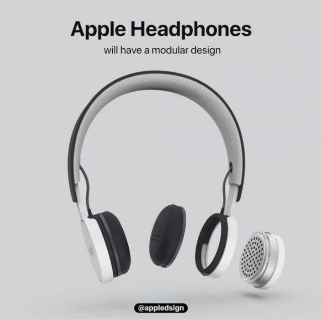 auriculares sobre la oreja
