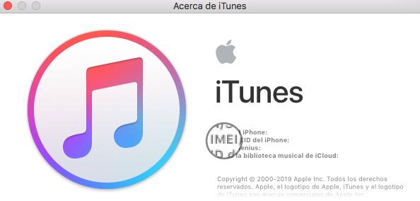Acerca de iTunes