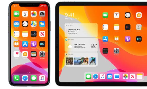 Reinicio de iPhone y iPad