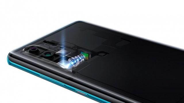 lente periscopio Huawei