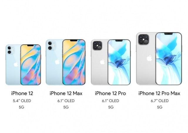 Los componentes 5G para el iPhone 12 costarán entre 75 y 125 dólares