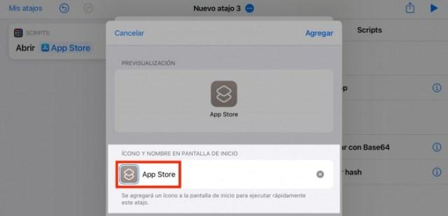 Personalizar los íconos de iOS