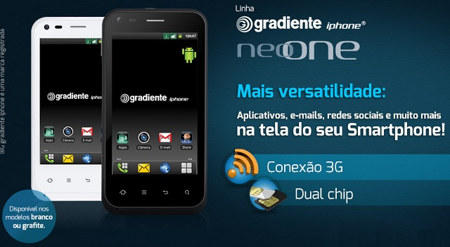iPhone brasileño