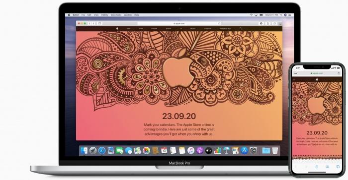 Apple Store en India
