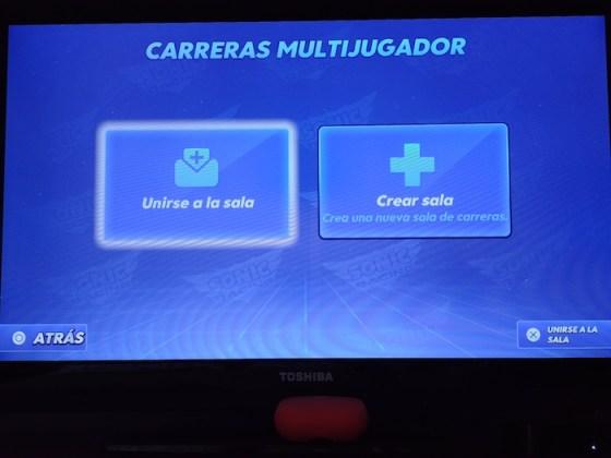 Carreras multijugador