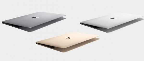 Nuevo MacBook de 12 pulgadas