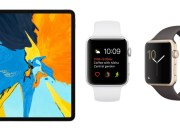 Nuevo iPad Air 4 y nuevos Apple Watch