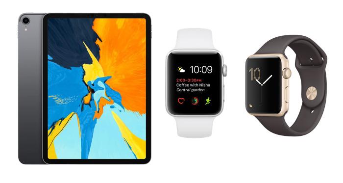 Nuevo iPad Air 4 y nuevos Apple Watch