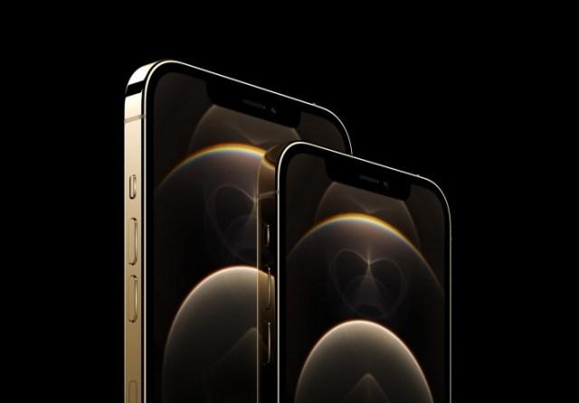 Pantalla del iPhone 12 Pro