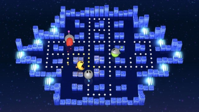 Laberinto de PAC-MAN Party Royale