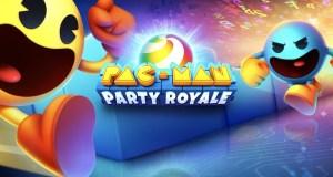 PAC-MAN Party Royale portada
