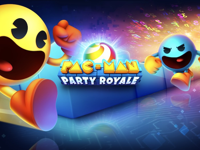 PAC-MAN Party Royale portada