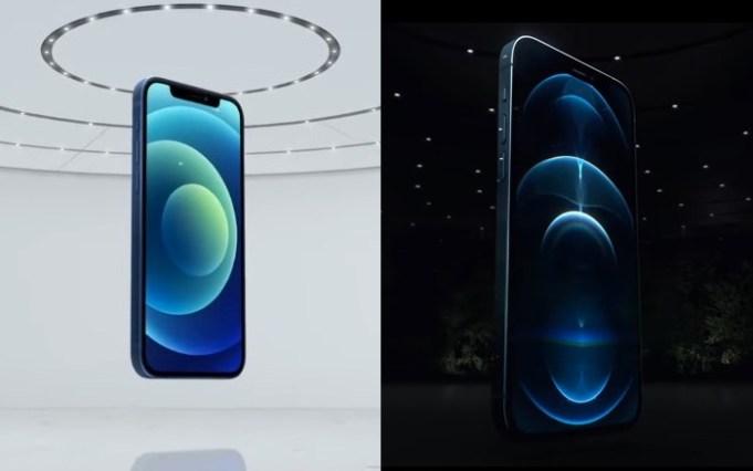 Portada iPhone 12 y iPhone 12 Pro