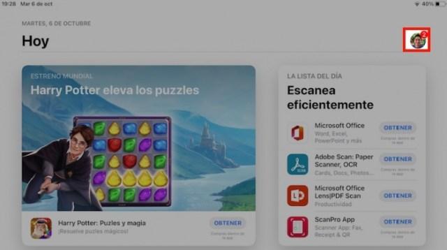 Suscripciones vía App Store
